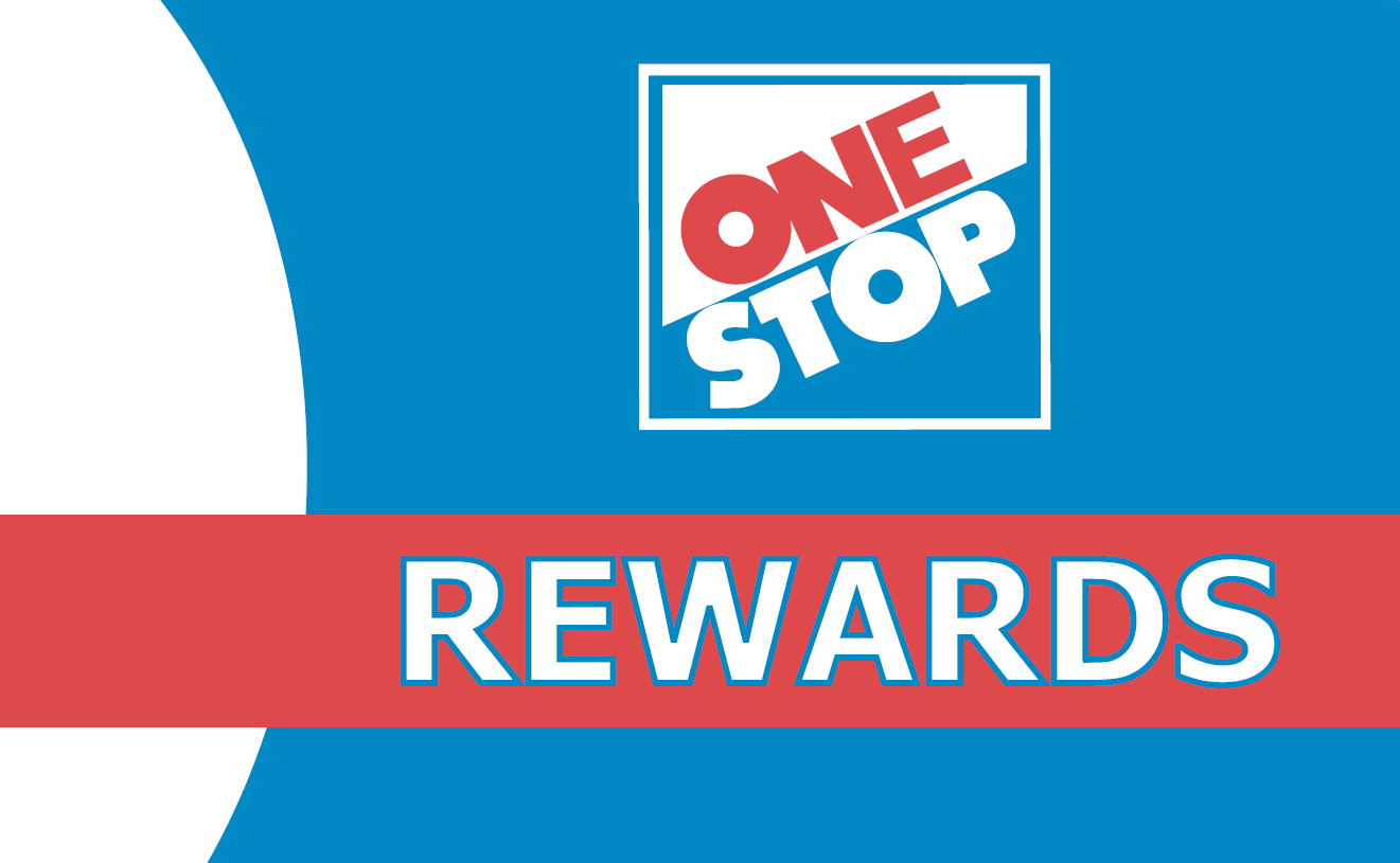 one stop rewards card